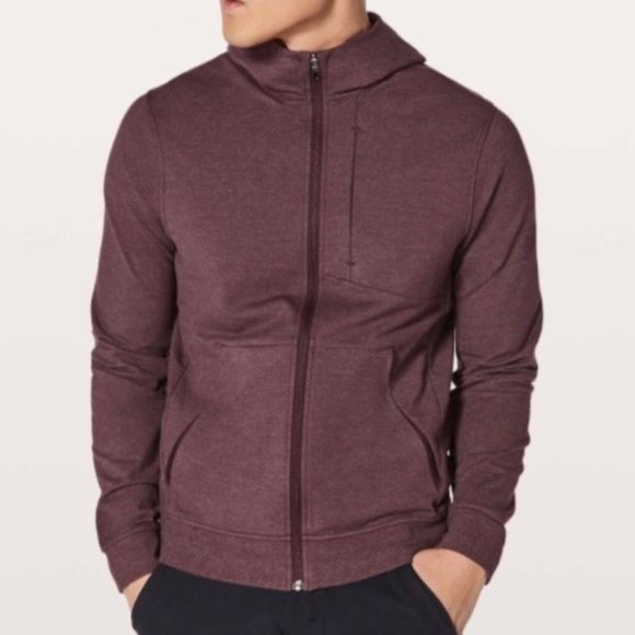 1e2cfe398 lululemon athletica Other - Lululemon Mens City Sweat Zip Hoodie - XL